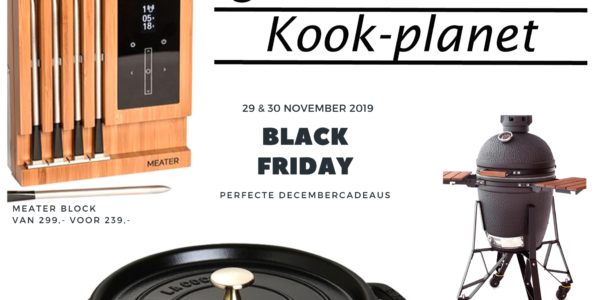 Kook-planet Black Friday - bastard