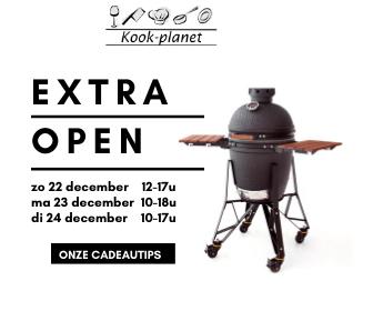 Kookwinkel-Extra open-kerstkoopavonden